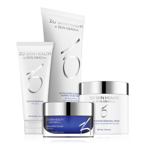 Acne Prevention + Treatmaent Program