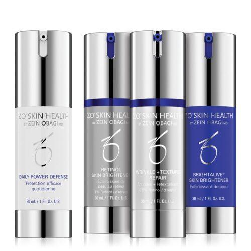 Skin Brightening Program + Texture Repair