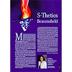 S-Thetics Beaconsfield article